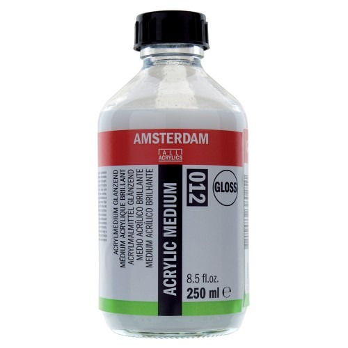 Amsterdam Gloss Medium 250ml