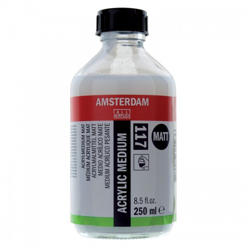 Amsterdam Matt Medium 250ml
