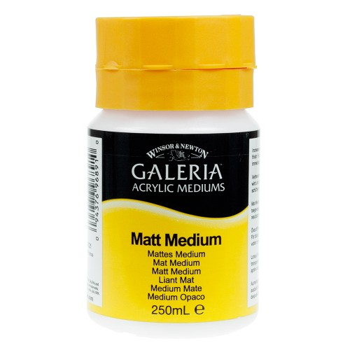 Galeria Matt Medium 250ml